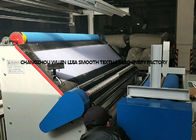 High Performance Fabric Winding Machine For Quilting / Curtains Industry
