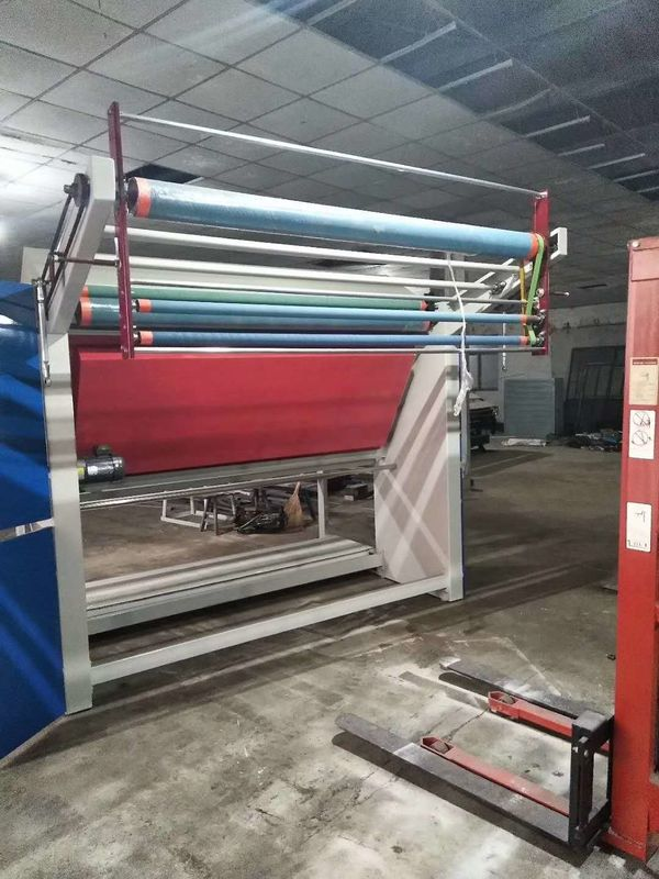 Auto Textile Inspection Machines , Fabric Finishing Machine Energy Efficient