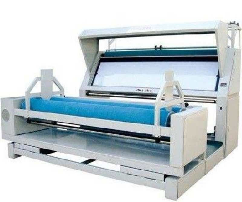 High Performance Fabric Checking Machine 1800~2800mm Effective Door Width