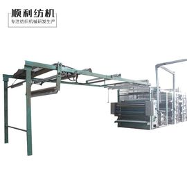 Heavy Duty Fabric Dryer Machines High Automation Simple Structure Low Noise
