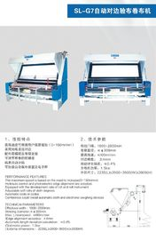 Latest Cloth Inspection Machine With 1800-2400mm Effective Door Width