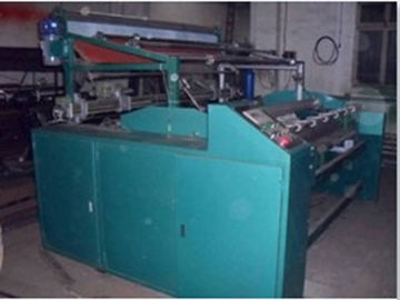 China Multifunctional Cloth Plaiting Machine Customized Cloth Bed Width Low Noise factory