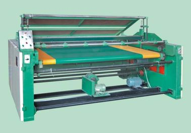 China High Speed Plaiting Machine Green Color 0.8-1 Meters Code Cloth Length factory