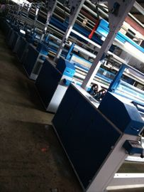 China 9kw Corduroy Cutting Machine High Efficiency 2500*3500*2400mm Size factory