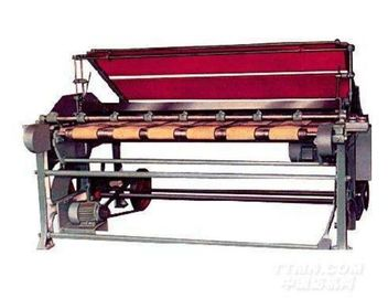 China Horizontal Fabric Folding Machine With Plaiting / Rolling Function Long Life Span factory