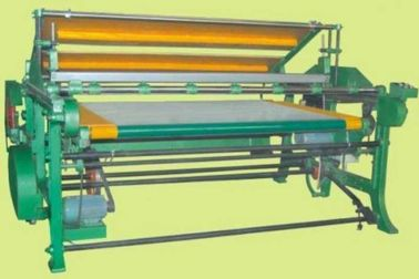 Textile Industrial Plaiting Machine Horizontal 80y / Min Code Cloth Speed